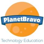 PlanetBravo Logo full-color