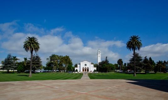 LMU_campus